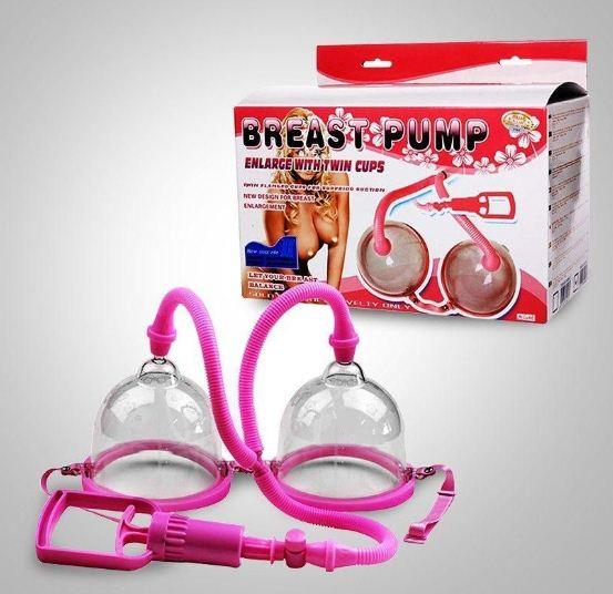 Breast Enlargement Pump | Hand Grip Breast Enlarge Pump for Women