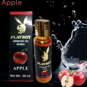PlayBoy Herbal Lubricant Gel - Apple Flavour 50ml