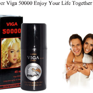New Super VIGA 50000 Delay Spray Stop Premature Ejaculation With Vitamin E