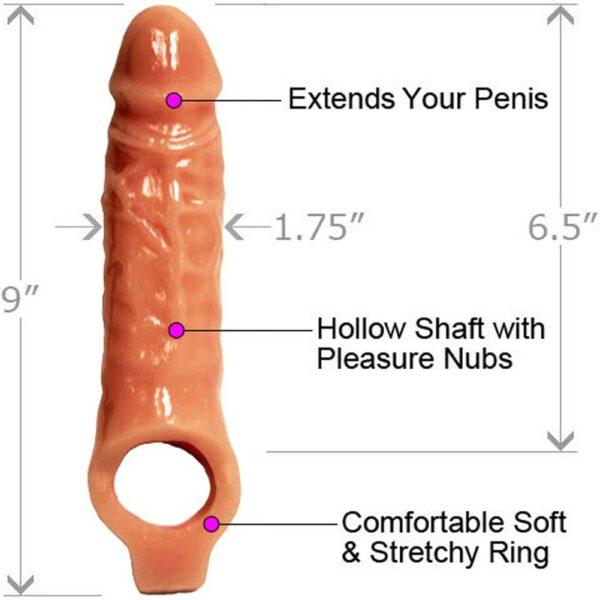 Sex Toys |Penis Sleeve |Penis Extender